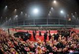 Video: Người dân Triều Tiên vẫy cờ hoa chào đón chủ tịch Kim Jong-un về nước