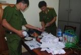 Nghệ An: Bắt gọn 39 đối tượng đánh bạc trong rừng tràm