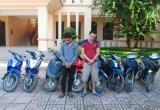 Nghệ An: Rủ nhau trộm xe máy để thỏa mãn cơn nghiện