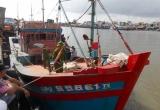 Ngư dân bị bắn chết ở Trường Sa đã được đưa vào đất liền