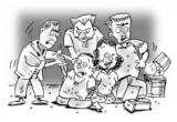 Thâm nhập thế giới đòi nợ thuê (bài 2)