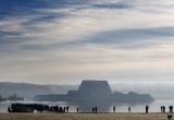 Cận cảnh tàu khu trục 'khủng' tỷ đô của Hải quân Mỹ
