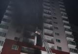 Cháy chung cư Hồ Gươm Plaza, hàng trăm hộ dân hoảng loạn