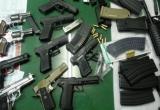 Quảng Ngãi: Bắt lượng lớn súng, đạn trên xe khách