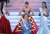 Ngắm nhìn toàn cảnh giây phút đăng quang của Hoa hậu Tây Ban Nha