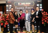 Chùm ảnh: Hàng loạt Doanh nhân nổi tiếng hội ngộ tại sự kiện Thanks Party