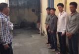 TP HCM: Tạm giữ hình sự 7 đối tượng đang 'sát phạt' trên sòng bạc