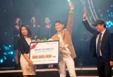 Hoài Lâm đại thắng với  giải thưởng kép  'Bài hát của năm'