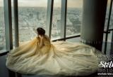 Chùm ảnh: 'Chụp ảnh cưới view 360 độ từ trên cao tại Sài Gòn'