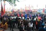 Nghệ An: Khai hội đền Cờn
