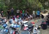 Tây Ninh: Tập kích tụ điểm đá gà, lắc tài xỉu lớn trong rừng