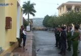 Cận cảnh: Giây phút nghẹt thở giải cứu con tin ở Thái Bình