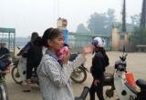 (Hà Nội): Dân lập 'trại' trước nhà máy xử lý rác để phản đối vì ô nhiễm