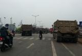 Vụ 'hung thần' xe tải tại Nam Từ Liêm: Lập biên bản, tước giấy phép lái xe nhiều trường hợp