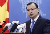 Việt Nam kiên quyết phản đối việc Trung Quốc cấm đánh bắt cá trên Biển Đông