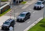 Khám phá xe chống đạn, bảo vệ Tổng thống và Chính trị gia