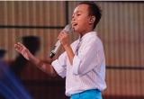 Vietnam Idol Kid 2016: Cậu bé hát đám cưới lần đầu tiên mang giày hát trên sân khấu lớn