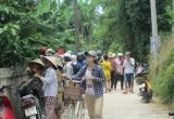 Thừa Thiên - Huế: Đi câu cá 3 cháu bé chết đuối ở sông Phổ Lợi