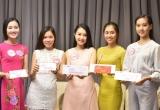 Thí sinh Hoa hậu Việt Nam 2016 háo hức trước nhiệm vụ dự án 'Người đẹp nhân ái'