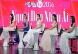 Trấn Thành, Xuân Bắc tranh cãi để bảo vệ thí sinh Hoa hậu Việt Nam 2016