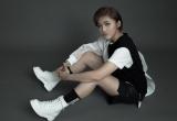 Vicky Nhung tự tin 'khoe' sáng tác đầu tay
