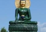 Nhân duyên hy hữu: Tôn tượng Phật ngọc Thích Ca Mâu Ni đến Phú Thọ