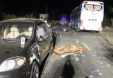 Hà Giang: Tai nạn liên hoàn, 2 người chết tại chỗ