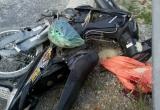 Hà Giang: Xe khách mất lái tông thẳng xe máy, 2 vợ chồng chết thảm