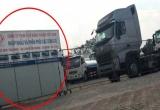 """Đông Anh (Hà Nội): Công ty TNHH ô tô Đông Phong """"biến"""" đất nông nghiệp thành bãi xe?"""