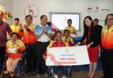 """Quỹ tài trợ thể thao cho người khuyết tật Parasport: """"Thắp sáng niềm tin chiến thắng"""""""