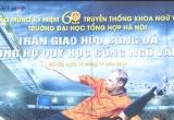 Khoa Ngữ văn - Đại học Tổng hợp Hà Nội tưng bừng kỷ niệm 60 năm thành lập