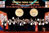 Vedan Việt Nam lần đầu được vinh danh nhãn hiệu hàng đầu Việt Nam