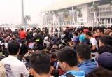 Cổ động viên Việt Nam tạo cơn sốt trước trận bán kết lượt về AFF Cup trên sân Mỹ Đình