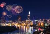 TP HCM: Lịch bắn pháo hoa chào mừng dịp tết Dương lịch và tết Nguyên đán Đinh Dậu 2017 mới nhất