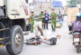 Bình Dương: Va chạm với xe ben, nữ sinh tử vong tại chỗ