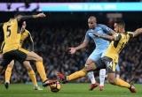 Man City vs Arsenal: Thất bại cay đắng