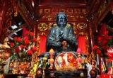 Tượng Trấn Vũ đền Quán Thánh được công nhận là bảo vật quốc gia