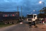 Xe container gây tai nạn liên hoàn, hàng chục người phát hoàng trong đêm