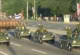 Cuba diễu hành kỷ niệm ngày thành lập lực lượng vũ trang