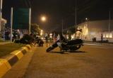 Bình Dương: Gặp tai nạn trong đêm, nam thanh niên tử vong tại chỗ