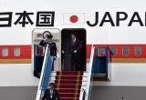 Thủ tướng Nhật Bản Shinzo Abe đến Hà Nội