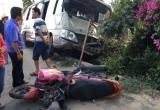 Bình Dương: Tai nạn liên hoàn khiến 5 người thương vong