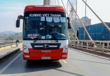 Xe khách Kumho Việt Thanh: Mỗi hành trình là một trải nghiệm thú vị.