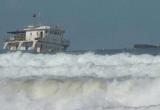 Thừa Thiên – Huế: 3.000 tấn than trên tàu gặp nạn sắp tràn ra biển Thuận An