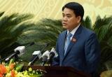 Nghe Chủ tịch Nguyễn Đức Chung  kể chuyện dẹp vỉa hè khi làm Giám đốc Công an Hà Nội