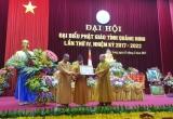 Quảng Ninh: Hơn 200 tăng ni tiêu biểu tham dự Đại hội Phật giáo