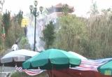 UBND huyện Sóc Sơn chỉ đạo xử lý những tồn tại ở công trình tượng đài Thánh Gióng