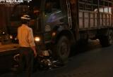 Va chạm trực diện xe tải, nguyên hiệu phó trường cao đẳng thực phẩm Đà Nẵng tử vong