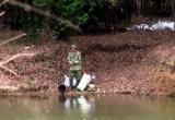Vụ nhiều xác lợn trên sông Phó Đáy ở Vĩnh Phúc: Công an vào cuộc điều tra
