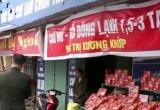 Clip: Công khai rao bán hổ ngay giữa Thủ đô